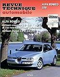 Rta 627.1 Alfa Romeo 156 Essence et Diesel