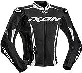 Ixon Blouson moto Vortex 2 Jkt NOIR/BLANC, Noir/Blanc, 3XL
