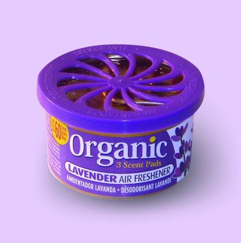 Preisvergleich Produktbild Organic Can Autoduft die Duftdose fürs Auto - Lavendel Lavender