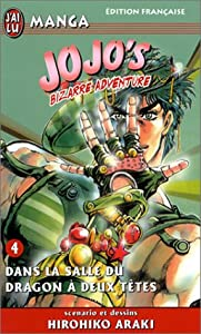 Phantom Blood - Jojo's Bizarre Adventure Saison 1 Edition simple Tome 4