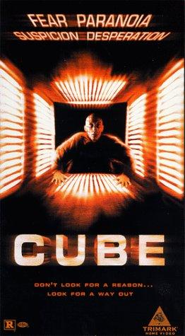 Preisvergleich Produktbild Cube [VHS]