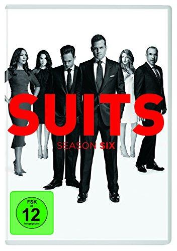 Preisvergleich Produktbild Suits - Season 6 [4 DVDs]
