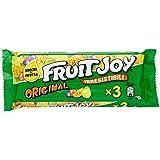 NESTLÉ FRUIT JOY ORIGINAL caramelle gommose con succhi frutta 3 tubi da 52,5g