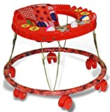 Akshat Baby Walker Red Fully Comfortable For Baby's baby walker baby walker mee mee baby walker first step baby walker low price