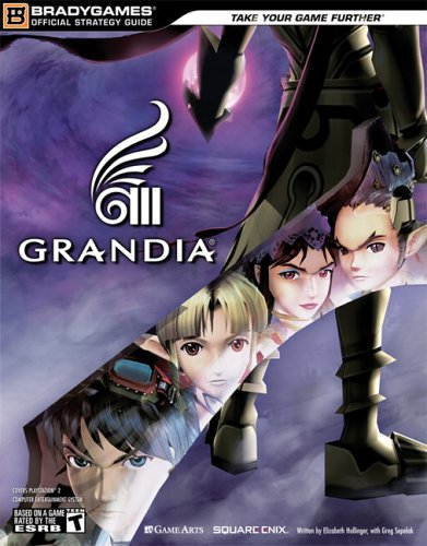Grandia III Official Strategy Guide