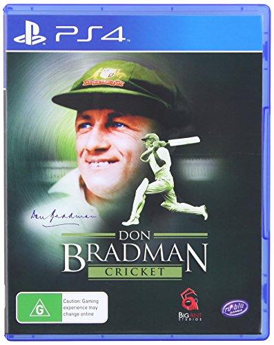 DON BRADMAN CRICKET 14 (PS4) by Tru Blu Entertainment