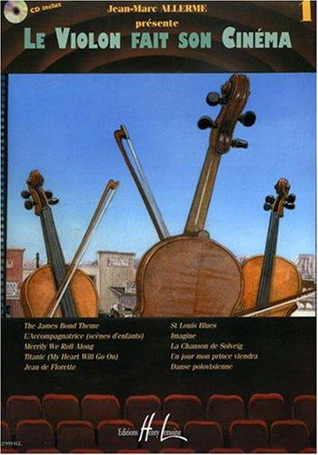 Le violon fait son cinma Volume 1