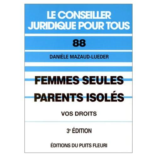 Femmes seules parents isolés, numéro 88, 3ème édition