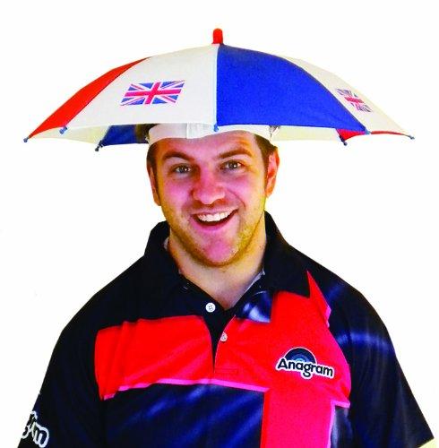 Amscan PPP Regenschirm-Hut UK