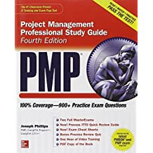 PMP Project Management Professional Study Guide, Fourth Edition (Certification Press) by Joseph Phillips (2013-07-16)