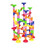 10-peradix-set-pista-per-biglie-marble-run-da-costruire-giocattolo-educativo-gioco-familiare-fai-da-