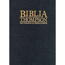 Biblia de Referencia Thompson-RV 1960