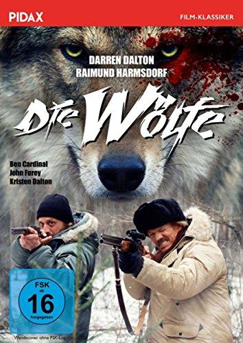 Bild von Die Wölfe / Packender Abenteuerfilm mit Raimund Harmsdorf und Darren Dalton (Pidax Film-Klassiker)