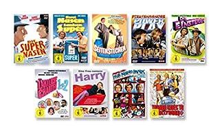Kultfilme mit Thomas Gottschalk, Mike Krüger & Helmut Fischer - 10er DVD-Box (Die Supernasen, Zwei Nasen tanken Super, Zärtlich