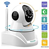 #9: Sricam SP010 Wireless HD IP Wifi CCTV indoor Security Camera with SD card Slot