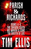 Parish & Richards (Books 4 - 6) (Parish & Richards Boxset Book 2)