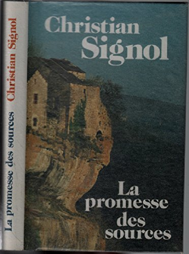 La Promesse Des Sources [Pdf/ePub] eBook