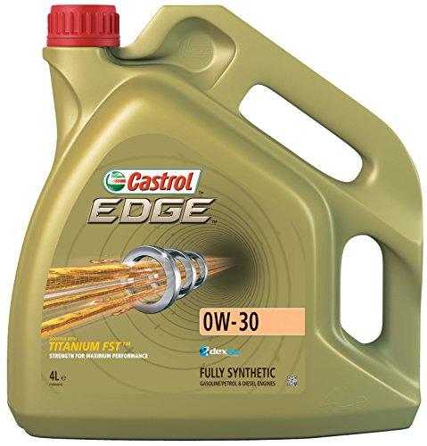 Castrol EDGE Motorenöl 0W-30 4L (englischsprachige Etiketten)
