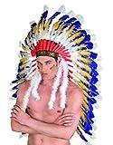 Indianer-Häuptling Kopfschmuck für Erwachsene