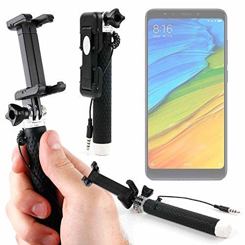 DURAGADGET Palo Selfie (Selfie-Stick) para Smartphone Xiaomi Redmi 5, Xiaomi Redmi 5 Plus