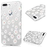 iPhone 7 Plus Case (5.5 Inch), Kasos [Exact Fit][Full Protection] Colorful Wave Patterned TPU Ultra Slim Flexible Soft Protective Case for iPhone 7 Plus (5.5 Inch)