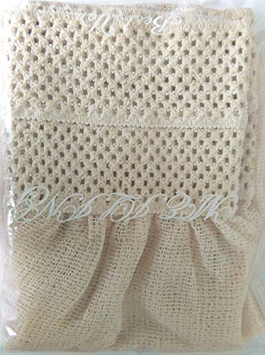 GoGou Frauen-Badeanzug-Abdeckungen Spitze-Bikini-Vertuschung für Strand Netzs Crochet Rock 5662