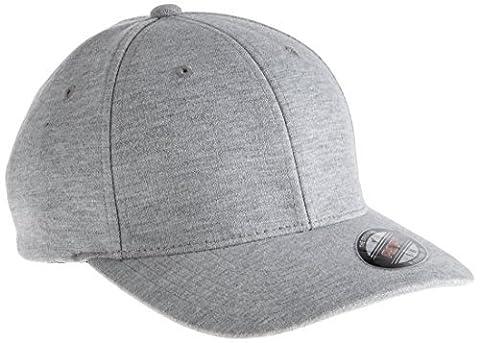 Flexfit Double Jersey Adults 'Beanie Hat grey Heather Size:L/XL by Flex fit