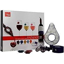 Vacu Vin 3889560 - Set para degustación de vino