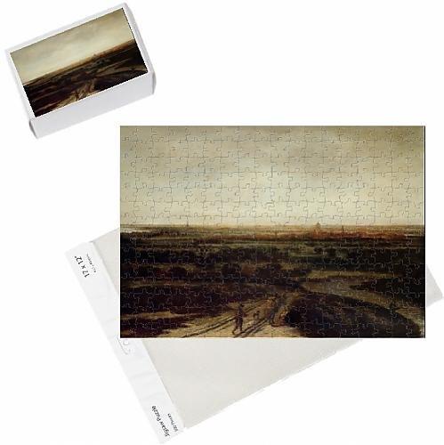 photo-jigsaw-puzzle-of-a-dutch-landscape-oil-on-canvas