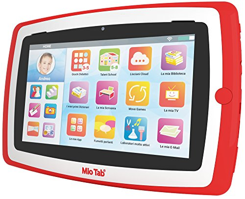lisciani tablet Lisciani Giochi 57474 - Mio Tab Laptop Evolution HD