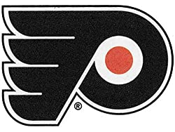 Philadelphia Flyers Official NHL 1 inch x 1 inch Temporary Tattoos by Wincraft