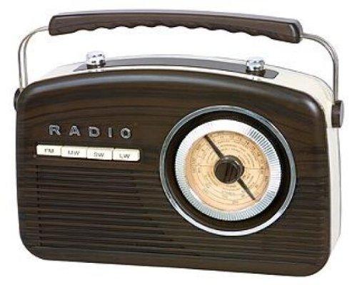 Marquant MPR-104 Tragbar Radio - Radios (Tragbar, СТCТТsize, External FM/SW, Internal AM/LW, 320 x 80 x 210 mm)