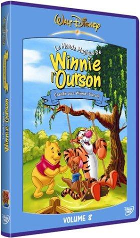 Le Monde magique de Winnie l'Ourson - Vol.8 : Grandir avec Winnie l'Ourson
