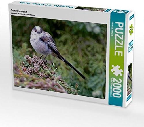 CALVENDO Puzzle Schwanzmeise 2000 Teile Lege-Grösse 90 x 67 cm Foto-Puzzle Bild Von Wilczek Dieter-M. | Terrific Value
