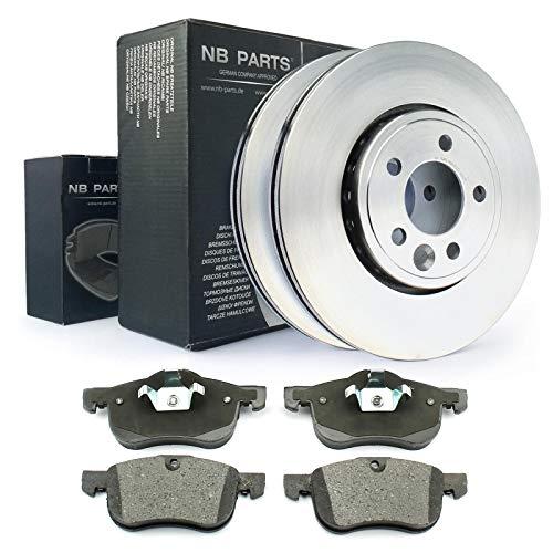 NB Parts Alemania 10038179Juego frenos