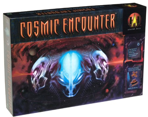 Cosmic Encounter (engl.) [englischsprachige Version]