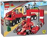 LEGO Duplo 4694 - Ville Großer Ferrari Pitstop