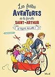 À toute allure ! (Les folles aventures de la famille Saint Arthur t. 2)...