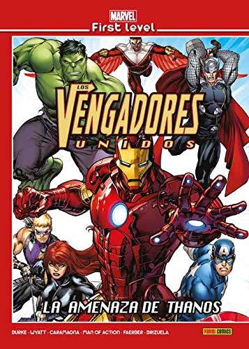 Los Vengadores unidos. La amenaza de Thanos