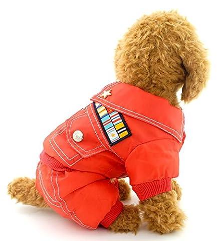 Costumes Sur Mesure Dorothy - Ranphy Petit Chien Chat Camo JumpSuit Doggie
