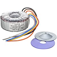 Vs Electronic 123012 - Transformador toroidal (100 VA, 2 x 25 V)