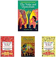 The Vedas and Upanishads for Children+The History of India for Children - Vol. 2+The Gita: For Children+The Hi