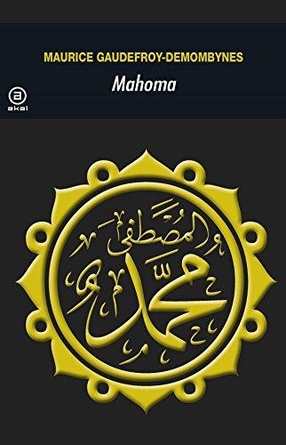 Mahoma (Universitaria) por Maurice Gaudefroy-Demombynes
