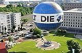 Geschenkgutschein: Berlin-Panorama aus dem Welt-Ballon