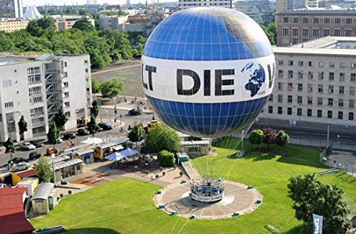 Produktbild Geschenkgutschein: Berlin-Panorama aus dem Welt-Ballon