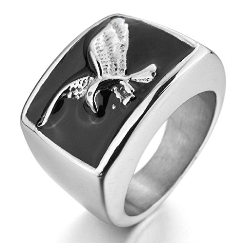 epinkifashion-jewelry-mens-stainless-steel-enamel-rings-silver-black-eagle-biker-polished-size-v-1-2