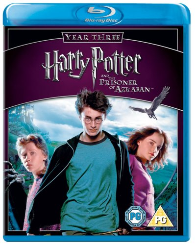 Click for larger image of Harry Potter And The Prisoner Of Azkaban [Blu-ray] [2004] [Region Free]