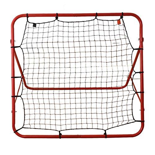 LeiSport Baseball Softball Football Praxis Pitching & Fielding Net, Rebound Rahmen, Quikset verschiedenen Pitch Return