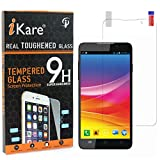 Micromax Canvas Nitro A310 Tempered Glass, iKare 2.5D 9H Tempered Screen Protector for Micromax Canvas Nitro A310