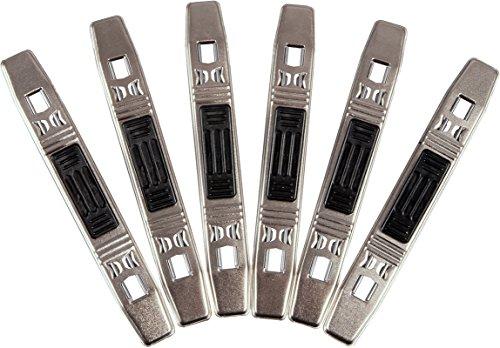Tippklemmer mit Kunststoff-Knopf, passend für alle Hebelmechaniken, VE 10 Stück
